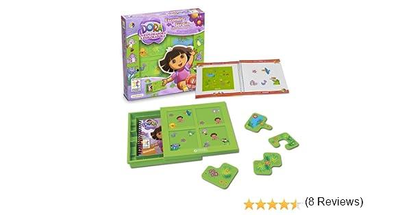Giro Juego de Ingenio con retos progresivos Escondite en el jardín de Dora: Amazon.es: Juguetes y juegos
