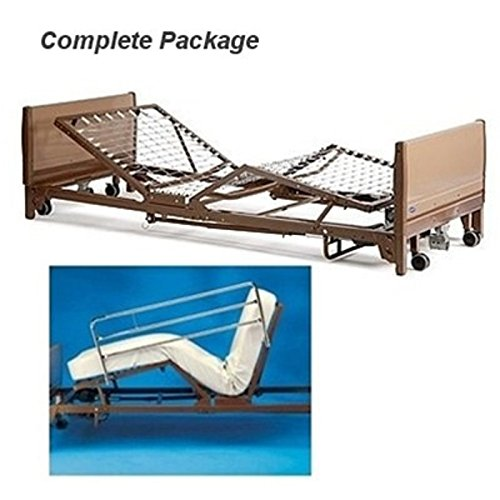 Full Electric Hospital Bed Package (Invacare Full Electric Home Hospital Bed