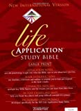 NIV Life Application Study Bible, Large Print (NIV Life Application Bible)