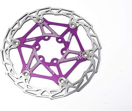 Bicicleta Bicicleta Disco de freno Rotor flotante Disco ...