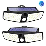 VOSONX Outdoor Solar Lights - 80 LEDs
