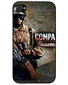 6771386ZA285758642I4S New Style Tpu Shockproof/dirt-proof company of heroes opposing fronts strategy game relic entertainment Case For iPhone 4/4s Krystle Night Elf's Shop