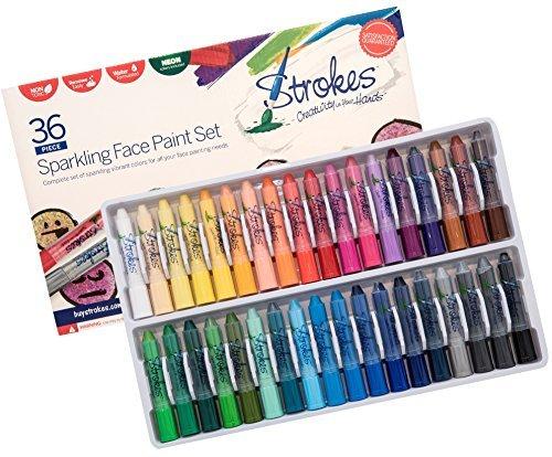 Paint Sparkling Colors Glitter Vibrant product image