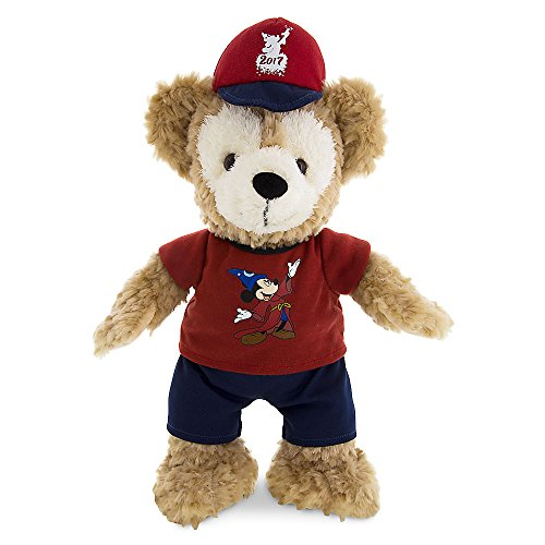 [Disney Duffy the Bear Plush - 2017 - 12 Inch] (Walt Disney Outfits)