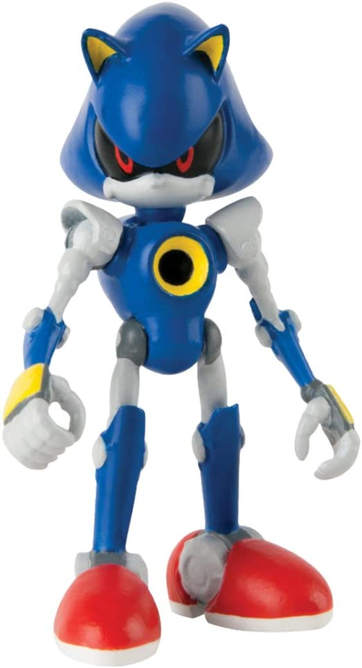 Sonic The Hedgehog - Boom, Figura articulada de Metal, 3