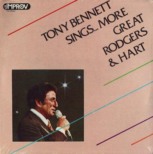 - Tony Bennett Sings... More Great Rodgers & Hart Songs (Improv) [VINYL LP] [STEREO]
