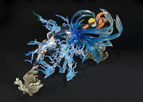 Figurine - Naruto - Naruto Sasuke Uchiha Figuarts Zero Relation 19 cm