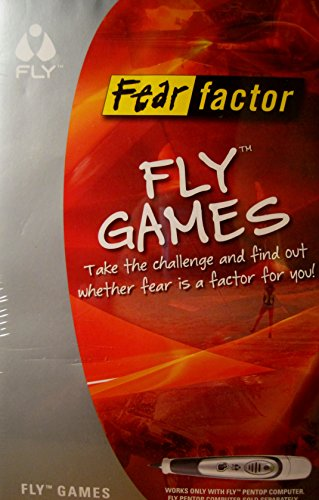 (Fear Factor Fly Games (New in Shrink Wrap - Works Only with Fly Pentop Computer))