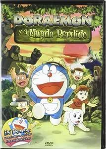 Doraemon y el mundo perdido [DVD]: Amazon.es: Personajes