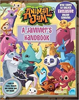 Book Animal Jam a Jammers Guide to Jamaa