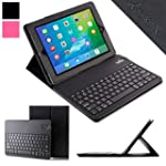 iPad Air/iPad Pro 9.7 Keyboard + Leat...