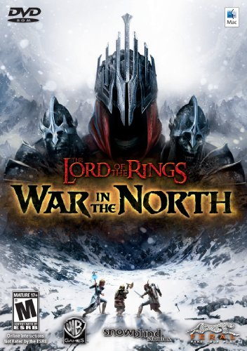 The Lord Of The Rings: War In The North (Lord Of The Ring War In The North)