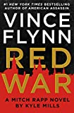 img - for Red War (A Mitch Rapp Novel) book / textbook / text book