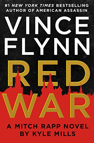 Red War - Book #17 of the Mitch Rapp