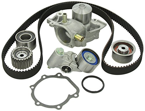 (Gates TCKWP304C Timing Belt Component Kit W/Water Pump)
