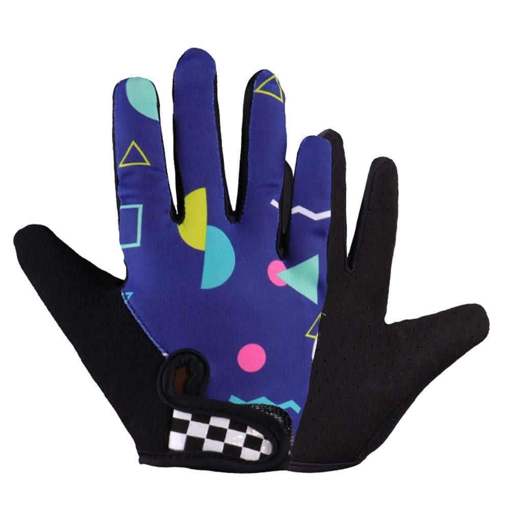 Lyq&ydst Kinder Handschuhe Bergsteigen & Reisen & Ski Handschuhe Hohe Qualität Anti-Rutsch-Stoßdämpfende Handschuhe (Kinder)