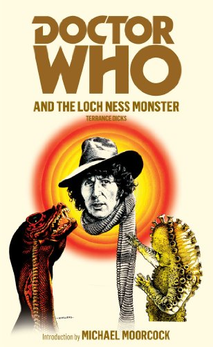 book cover of The Loch Ness Monster
