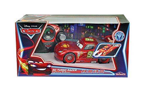 Cars-Rayo-McQueen-Neon-coche-radiocontrol-color-negro-y-rojo-Majorette-3089569