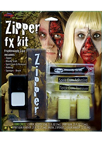 Special Fx Eye (Zombie Horror Zip Make-Up Kit)