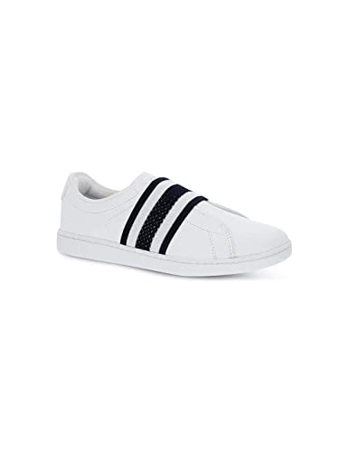 9231cb37c9 Lacoste Chaussures Femme Carnaby Evo Slip White: Amazon.fr: Chaussures et  Sacs
