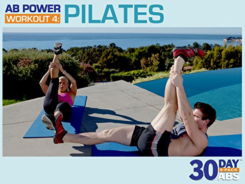 Ab Power Workout 4: Pilates | 30 DAY 6 PACK ABS