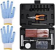 DOITOOL 1 conjunto de dispositivo de reparo de pneu caminhão motocicleta kit de reparo de pneu