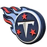 NFL Tennessee Titans 3D Foam Logo