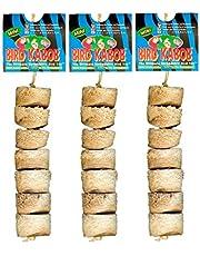 Bird Kabob Shreddable Parrot Toy Mini (3 Pack)