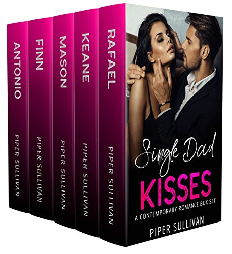 Single Dad Kisses: A Collection (English Edition)