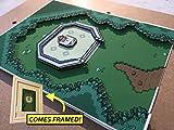 Legend Of Zelda: A Link To The Past Diorama (Framed Artwork) SNES - MasterSword