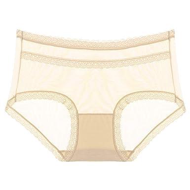 JAZ6 Bragas de Mujer (Pack de 5) Bragas Sexy de Moda para Mujer ...