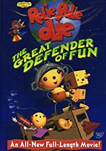 Amazon Com Rolie Polie Olie The Great Defender Of Fun