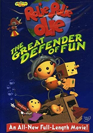 Amazon com: Rolie Polie Olie - The Great Defender of Fun