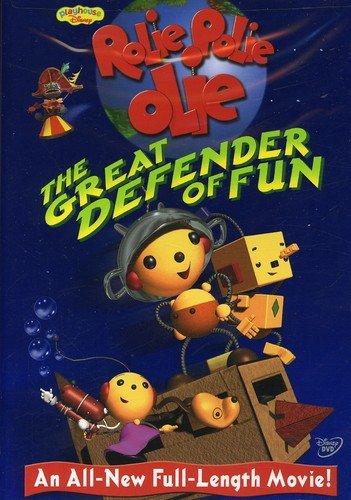 Rolie Polie Olie - The Great Defender of Fun -