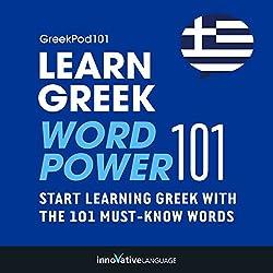 Learn Greek - Word Power 101