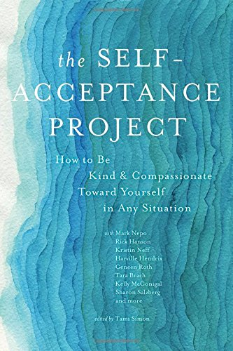 Self Acceptance Project Compassionate Yourself Situation product image