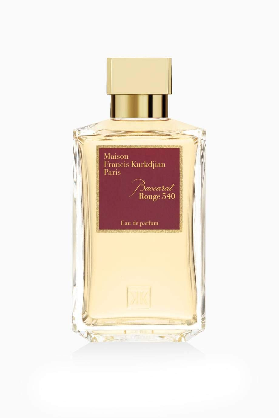 MAISON FRANCIS KURKDJIAN BACCARAT ROUGE 540 by Maison Francis