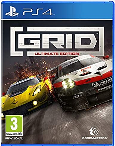 Grid Ultimate Edition PS4 ESP: playstation 4: Amazon.es ...