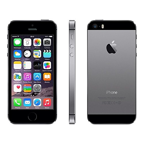 Apple iPhone 5S 32 GB AT&T, Silver