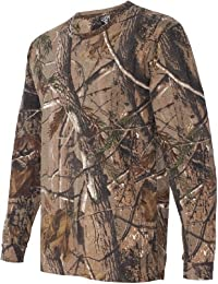 Adult REALTREE Camouflage Long-Sleeve T-Shirt