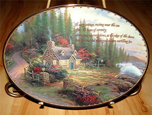 (Thomas Kinkade's Seventh Issue in Guiding Lights Collection