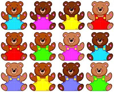 Trend Enterprises Inc Classic Accents Mini Bears Variety Set Of 3 Amazon Com Mx Hogar Y Cocina