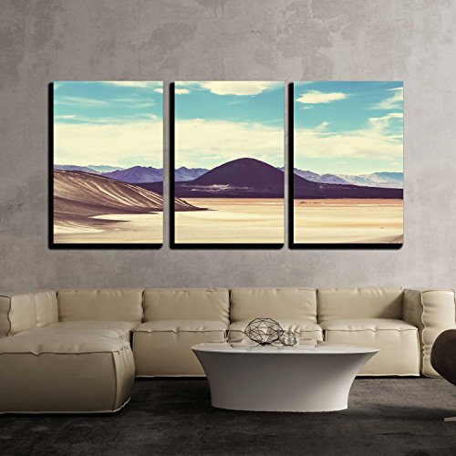 Landscapes in Northern Argentina x3 Panels