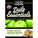 Isle Of Dogs Daily Essentials Cleans Teeth & Freshens Breath Snack Treat, 14 Ounce