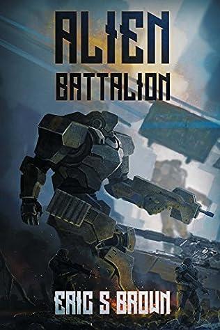 book cover of Alien Battalion