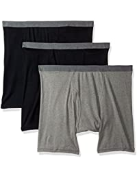 Men's 3-Pack Big Man Premium Boxer Brief