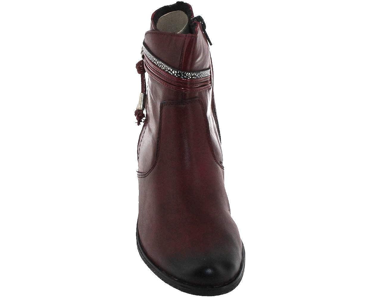 Rieker , Damen Chelsea Boots: : Schuhe & Handtaschen