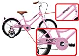 PCSL Boys/Girls Personalised Bike Frame Vinyl Decal Sticker - Children's/Childs / Kids/Adults / Sports Bicycle Cycle Name Trike