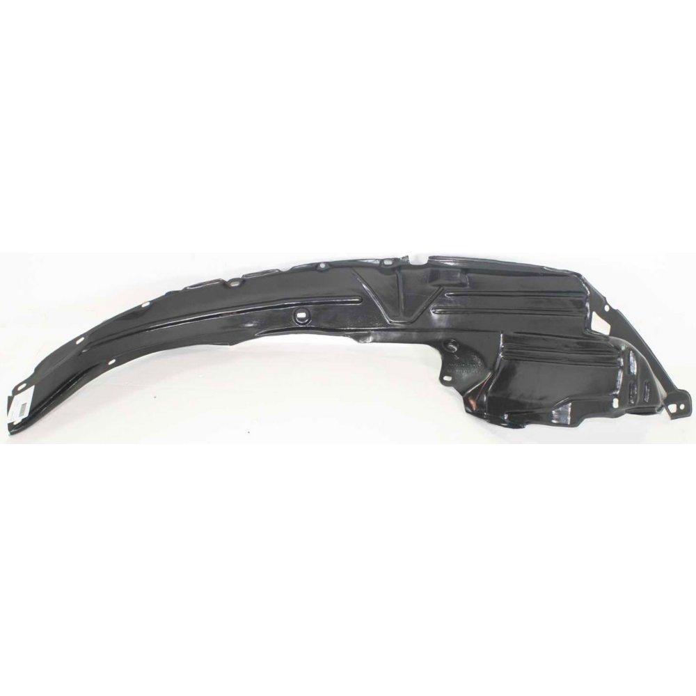 Splash Shield Front Right Side Fender Liner Plastic for Honda CR-V 02-06