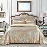 Best Dolce Mela Elegant Bedding King Size Beds - DM506K Dolce Mela Bedding - Verona, Luxury Jacquard Review